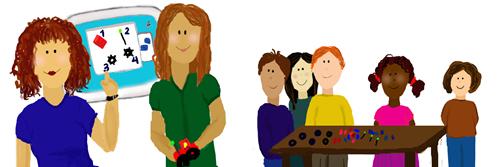 service national du RÉCIT à l'éducation préscolaire http://recit.csdm.qc.ca/prescolaire/