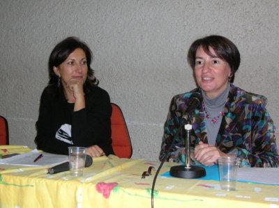 Sandrine Mazetier rencontre parlementaire sur l'éducation
