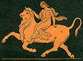 Dans l'Antiquité, Europe était une princesse enlevée par Zeus déguisé en taureau !